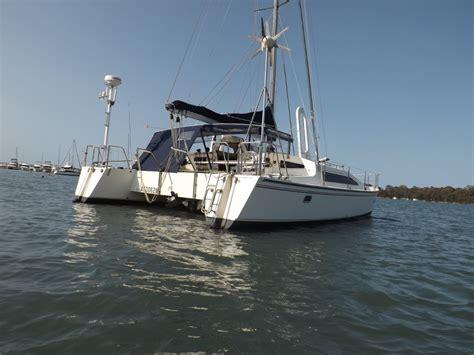 catamarans for sale mackay banshee 35 catamaran for sale r a mackay yacht