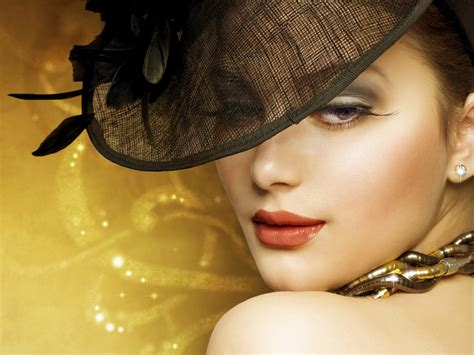 wallpaper girl with hat wallpaper of beautiful girls of girls and boys 1080p 2013