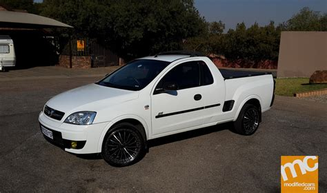Opel Corsa Bakkie Modified Pixshark Com Images