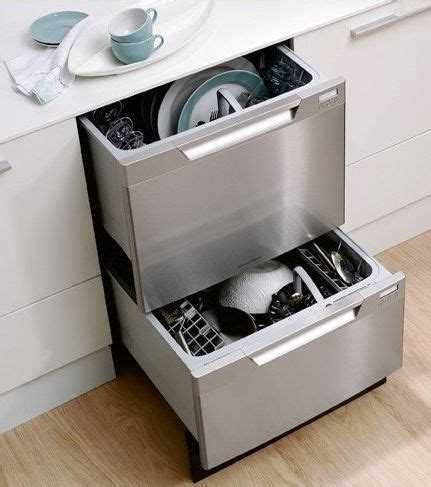 best dual drawer dishwasher two drawer dishwasher edit home life