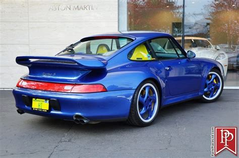 Buy Porsche by Porsche 993 Turbo S How To Buy