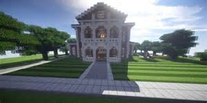 Home Building Design Georgian Estate 2 Minecraft House Design