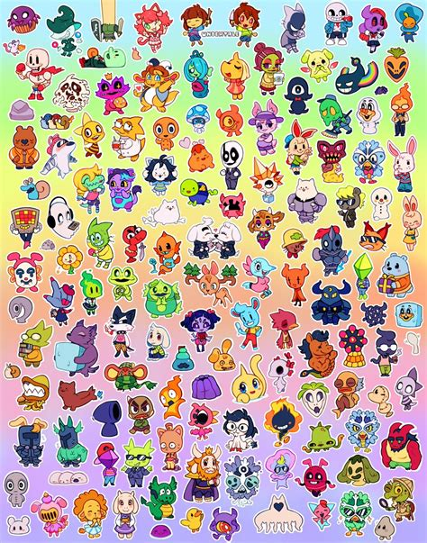 Best Fabric For Sheets by Every Character In Undertale Undertale