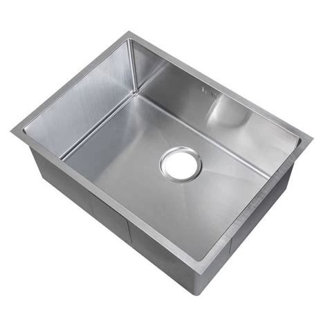 Evier Simple Bac by Eviers Inox Sous Plan Cuve Simple Ds016 Achat Vente
