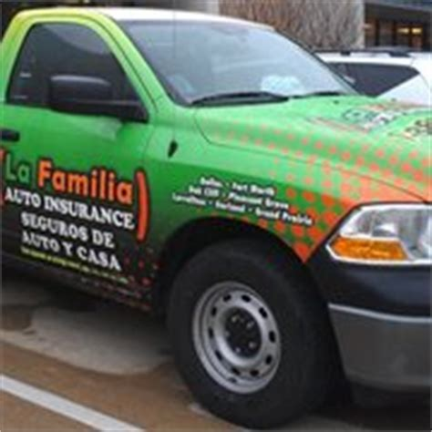La Car Insurance by La Familia Auto Insurance Auto Insurance 1200 N Josey