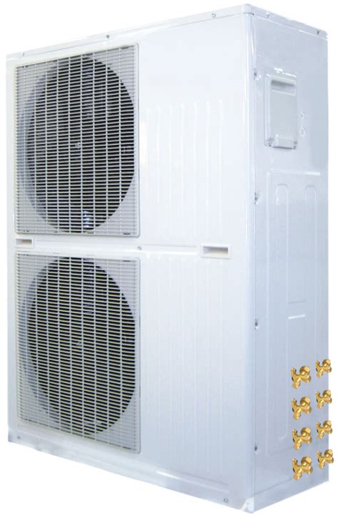 Unit Ac Lg 60000 btu dual zone 5 ton ductless mini split air conditioner