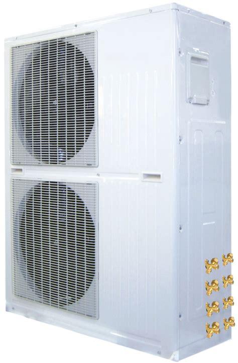 60000 BTU Dual Zone 5 Ton Ductless Mini Split AC Heat Pump