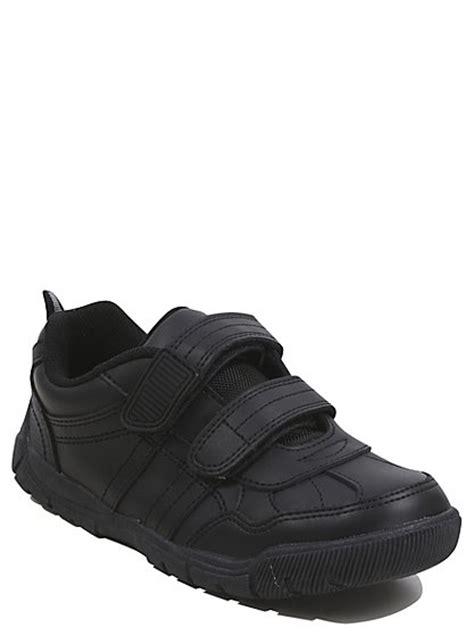 asda school shoes boys school shoes black school george at asda