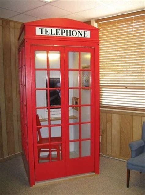 london phone booth bookcase pin by mrg on all about house inspirations pinterest