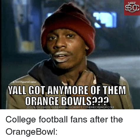 Sports Meme Generator - a otsportscenter vall got any ore of them orange bo