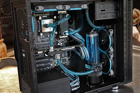 Corsair H115i By Nano Komputer new for watercooling cases and power supplies