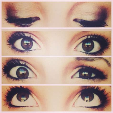 natural makeup tutorial for dark brown eyes eye makeup for brown eyes smoky and natural makeup