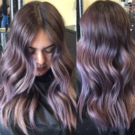 a hair color with a different color on the bottow 25 brown hair color ideas that are hot right now