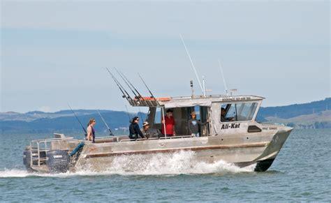 fishing boat hire auckland ali kat charters fishing charters marine directory