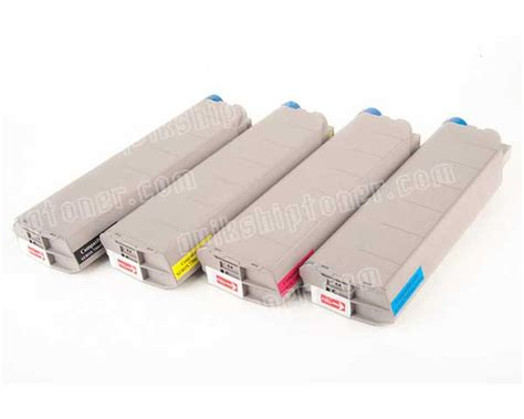 Bt 5000 Magentayellowcyan okidata part 43324475 magenta toner cartridge 5 000 pages fokcx2032 m
