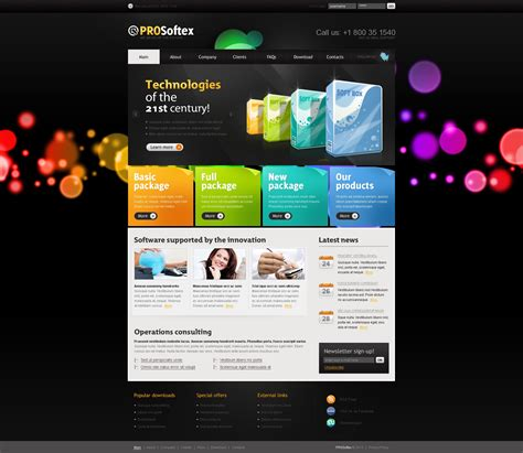 wordpress themes free download for software company software company wordpress theme 32015