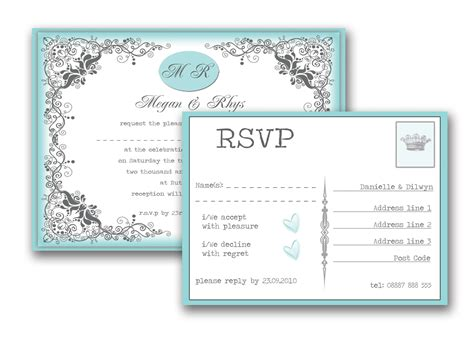 Invitation Letter With Rsvp Invitation Wording With Rsvp Invitation Ideas