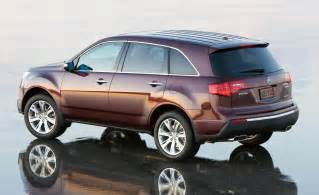 Acura Mdx 2010 Pictures Car And Driver