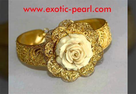 Perhiasan Xuping 54 koleksi perhiasan mutiara asli perhiasan gading dengan