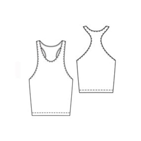 tank top coloring page mini tank dress 03 2011 133a sewing patterns