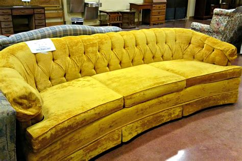 what to do with old sofa old and vintage yellow velvet tufted sofa with 3 cushions