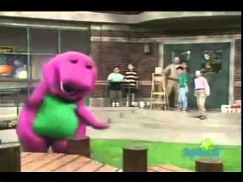 barney colors all around barney comes to colors all around episode