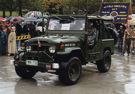 military land cruiser military type toyota landcruiser