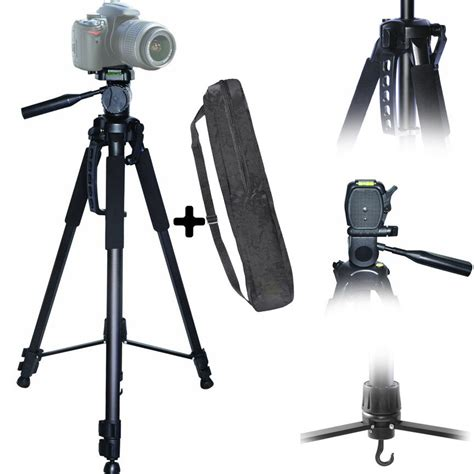 72 quot tripod heavy duty size for photo for canon nikon sony 811709010081 ebay