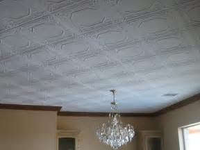styrofoam ceiling tiles finished projects images photo