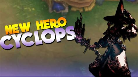 mobile legends new mobile legends new cyclops