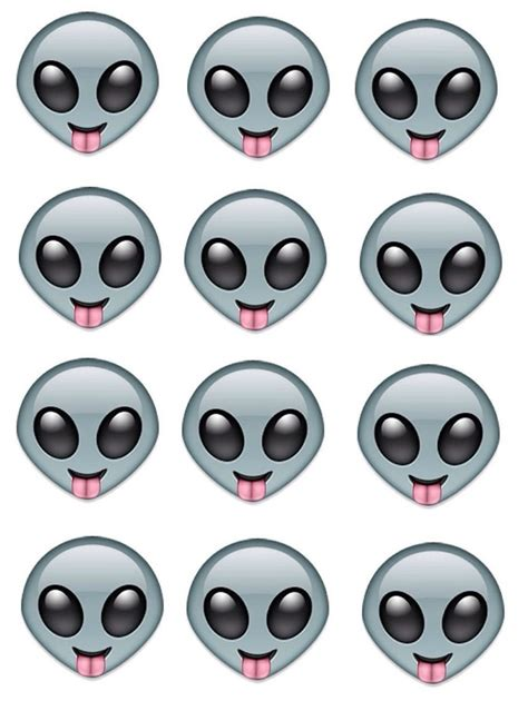 wallpaper emoji alien alien emojis iphone 5 5c 5s wallpaper we heart it