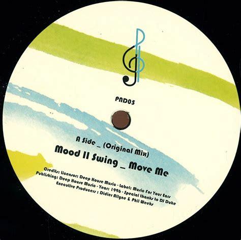 Mood Ii Swing Move Me P D Pnd05 Vinyl