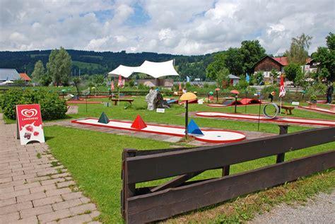 Minigolf Großer Garten by Sommer Weber S Ferienhof Am Gro 223 En Alpsee In Trieblings Im Allg 228 U Urlaub Auf Dem Ferienhof