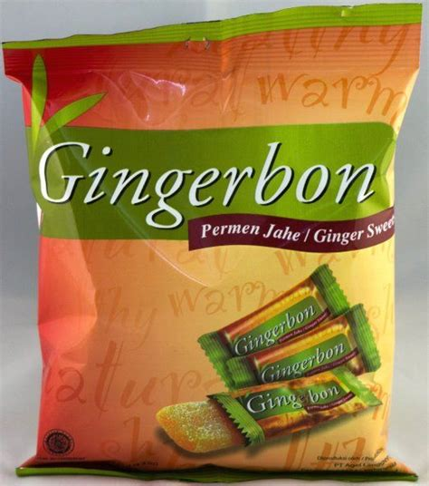 Permen Jahe Gingerbon the world s catalog of ideas
