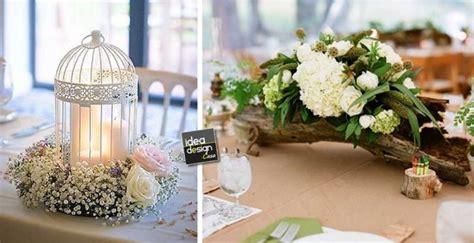 fiori tavoli matrimonio idee decorazione casa