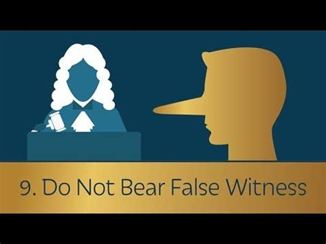 definition borne false witness 11 best images about the code of conduct on pinterest