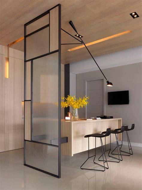 separateur de piece design minimaliste en  idees