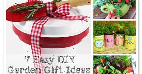 7 Diy Gift Ideas by 7 Easy Diy Garden Gift Ideas Hometalk