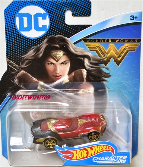 Wheels 2017 Collector Edition Dc Invisible Jet hw dc comics biditwinit09 classic colections