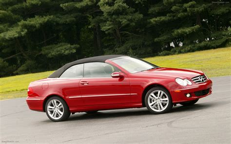 2009 Mercedes Clk350 by 2009 Mercedes Clk 350 Cabriolet Widescreen Car