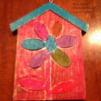 easy christmas crafts for seniors in july means crafty for grandparents and grandchildren sandwichink for the