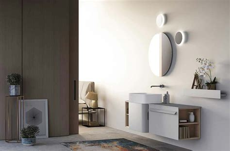 antonio bathroom flexing collezione bagno design contemporaneo mobili bagno in