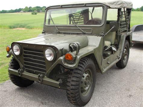 Army Jeeps Army Jeep Mi51 1972 Stk 828 Gilbert Jeeps And 4x4 S