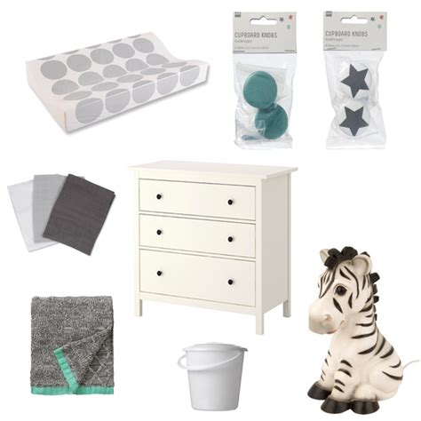 lade colorate ikea hemnes ladekast als commode blogmama