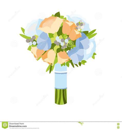 Wedding Bouquet Vector by Wedding Bouquet Vector Stock Vector Image 75621450