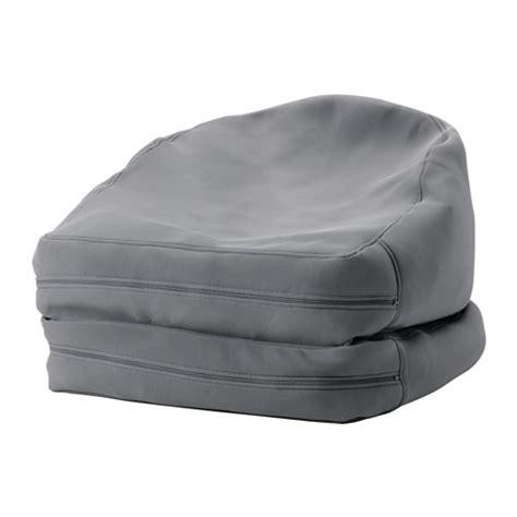 poltrona sacco bussan poltrona sacco interno esterno grigio ikea