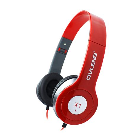 Headphone X1 Wholesale X1 Dynamic Stereo Headphone With Mic For Phone
