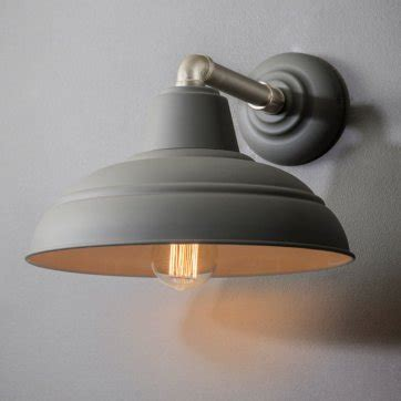 Kitchen Wall Lights Uk Westport Wall Light Charcoal