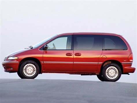 1999 Chrysler Town And Country Mpg by 1999 Chrysler Town Country Reviews Specs And Prices