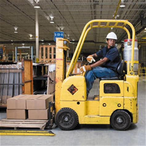 how to become a forklift operator find warehouse